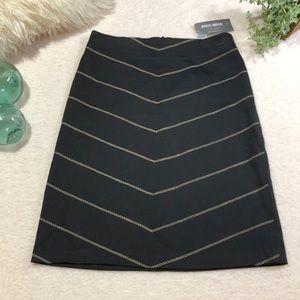 Bisou Bisou Women's Pencil Skirt